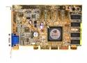 ASUS V6600MX NVidia GeForce256 SDR AGP Pro without cooler