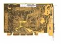 ASUS V6600MX NVidia GeForce256 SDR AGP Pro back