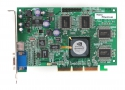 Leadtek Winfast nVidia GeForce 2 Ti front without cooler