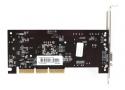 nVidia GeForce FX5200 AGP 8x back