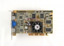 asus 6800 nvidia geforce 256 ddr front