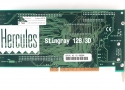 Hercules Stingray 128 3d Dual planar 3dfx Voodoo Rush back