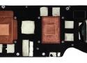ATI Radeon HD4870x2 cooling system