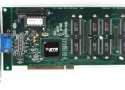 STB Velocity 3D S3 ViRGE VX front without memory module